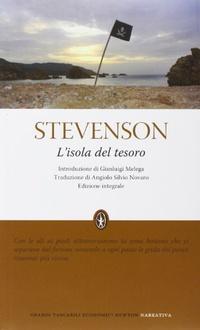 Libro L'isola del tesoro