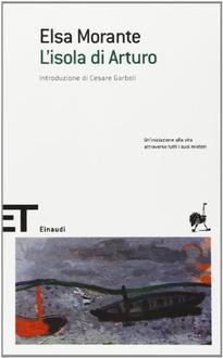 Libro L'isola di Arturo