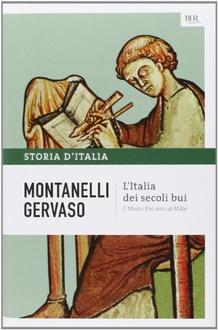 Libro L'Italia dei secoli bui - Il Medio Evo sino al Mille