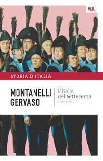 Libro L'Italia del Settecento - 1700-1789
