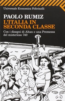 Libro L'Italia in seconda classe