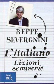 Libro L'italiano. Lezioni semiserie