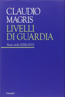 Libro Livelli di guardia. Note Civili