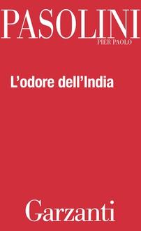 Libro L'odore dell'India