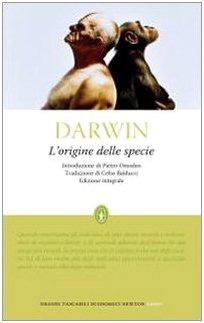 Libro L'origine delle specie