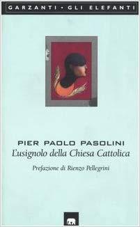 Libro L'usignolo della Chiesa Cattolica