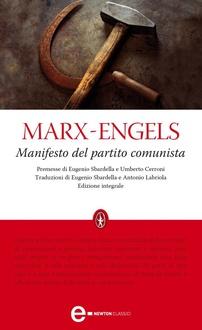 Libro Manifesto del partito comunista
