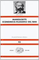 Frasi di Manoscritti economico-filosofici del 1844