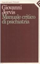 Libro Manuale critico di psichiatria