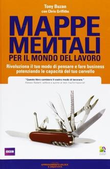 Libro Mappe Mentali per il mondo del lavoro