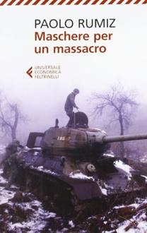 Libro Maschere per un massacro