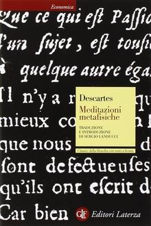 Libro Meditazioni metafisiche
