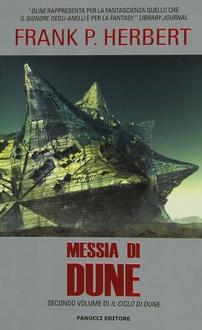 Libro Messia di Dune