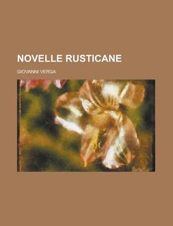 Libro Novelle rusticane