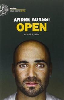 Libro Open. La mia storia