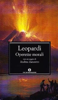 Libro Operette morali