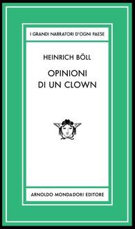 Libro Opinioni di un clown