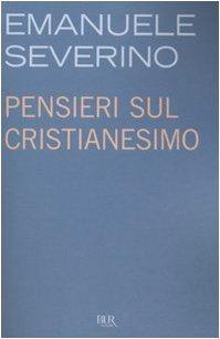 Libro Pensieri sul cristianesimo