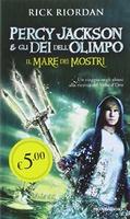 Frasi di Percy Jackson e gli Dei dell'Olimpo - 2. Il Mare dei Mostri