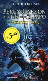 Libro Percy Jackson e gli Dei dell'Olimpo - 5. Lo scontro finale