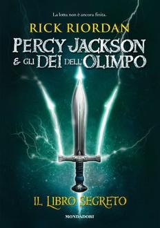 Libro Percy Jackson e gli dei dell'Olimpo - Il libro segreto