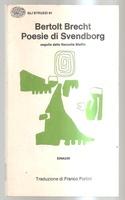 Frasi di Poesie di Svendborg