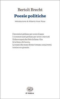 Libro Poesie politiche