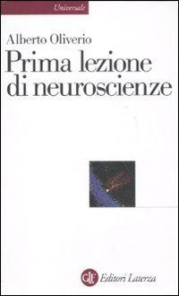 Libro Prima lezione di neuroscienze