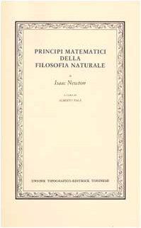 Libro Principi matematici della filosofia naturale