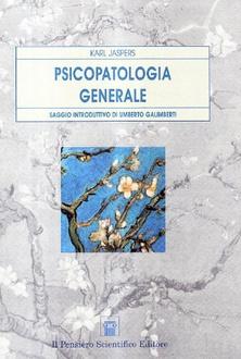 Libro Psicopatologia generale