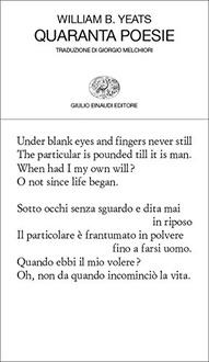 Frasi di Quaranta poesie
