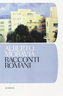 Libro Racconti romani