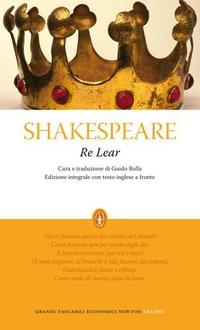 Libro Re Lear