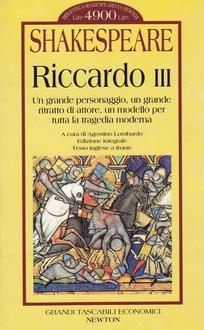 Libro Riccardo III