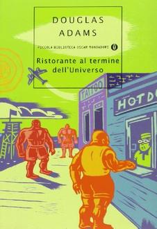 Libro Ristorante al termine dell'Universo