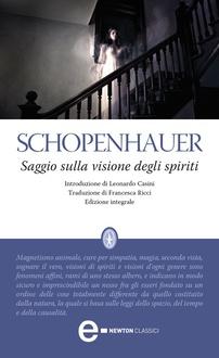 Libro Saggio sulla visione degli spiriti