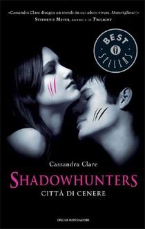 Libro Shadowhunters - Città di cenere