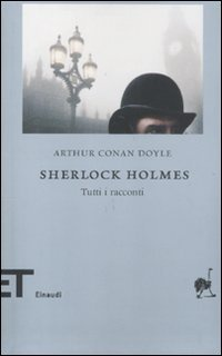 Libro Sherlock Holmes