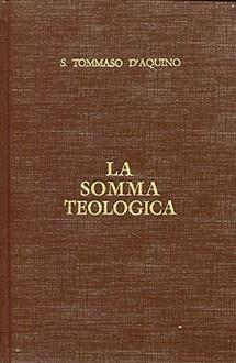 Libro Somma teologica