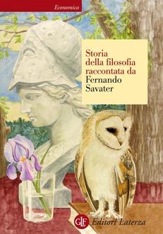 Libro Storia della filosofia raccontata da Fernando Savater