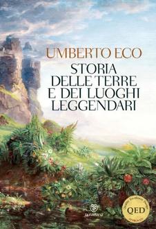Libro Storia delle terre e dei luoghi leggendari