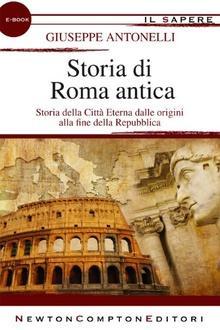 Libro Storia di Roma antica
