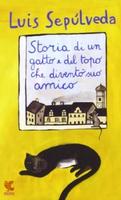 Frasi di Storia di un gatto e del topo che diventò suo amico