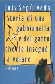 Libro Storia di una gabbianella e del gatto che le insegnò a volare