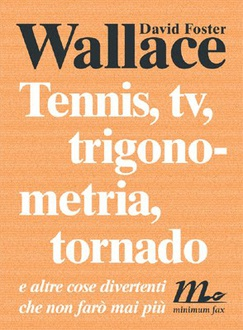 Libro Tennis, tv, trigonometria, tornado