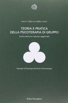 Libro Teoria e pratica della psicoterapia di gruppo