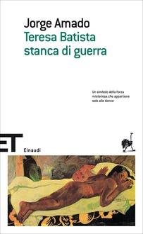 Libro Teresa Batista stanca di guerra