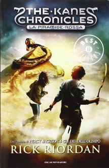 Libro The Kane Chronicles - 1. La piramide rossa