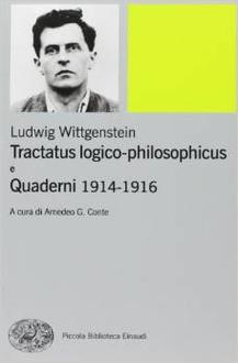 Libro Tractatus logico-philosophicus