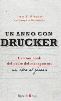 Libro Un anno con Drucker
